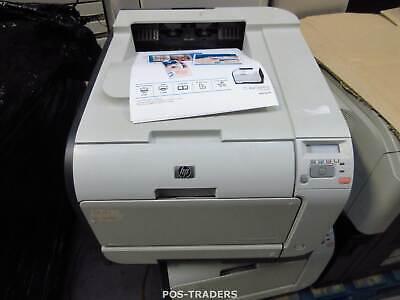 HP CP2025N A4 Colour Laser Printer CB494A 20ppm Color USB LAN - 47,501 PRINTS