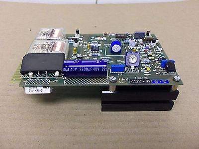New Ransburg Gema 41019491 Abschalt-automatik Circuit Board Fire Alarm