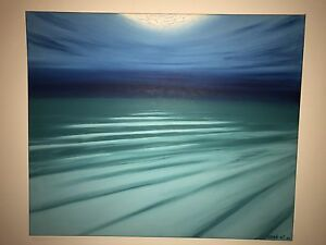 Argentine artist_ canvas Kingsford Eastern Suburbs Preview