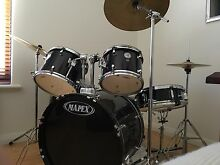 Mapex Voyager Fully Loaded Drum Kit with Cymbols Dianella Stirling Area Preview