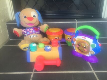 Assorted baby toys Cameron Park Lake Macquarie Area Preview