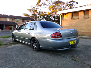 2003 ford Fairlane ghia Worrigee Nowra-Bomaderry Preview