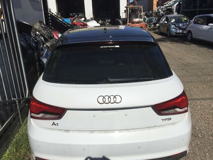 Wrecking Audi A1  Milperra Bankstown Area Preview
