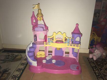 Little people princess/prince set