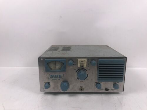 SBE 33 TRANSCEIVER SIDEBAND ENGINEERS