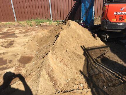 5t clean enviro sand $150