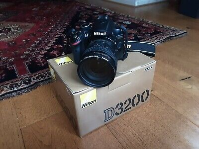 Nikon D3200 24.2Mp DSLR Camera and AF-S Nikkor 18-70mm ED Lens
