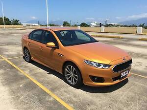 2015 Ford Falcon Sedan Mount Sheridan Cairns City Preview