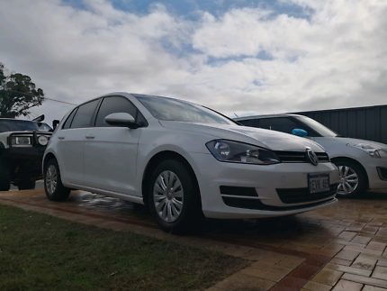 Volkswagen Golf 90 tsi 2015 still under factory warranty. Craigie Joondalup Area Preview