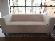 klippan ikea sofa with 2x white covers Perth CBD Perth City Preview