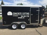 Concrete cutting business for sale