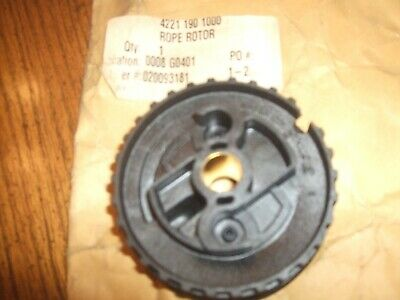 Stihl Ts460ts700ts800 Concrete Saw Oem Recoil Starter Pulley-new-4221-190-1000