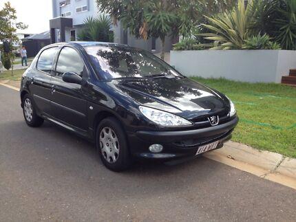 6 months rego rwc 206 Peugeot Kuraby Brisbane South West Preview