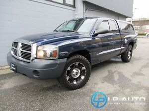 2005 Dodge Dakota ST 4x4 Club Cab! Only 130500kms! MINT!