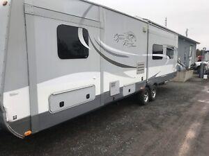 2010 Open Range travel trailer