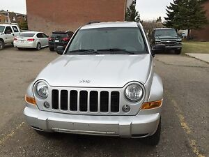 Price Reduced! 07 Jeep Liberty