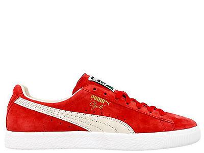 - Men's Brand New Puma Clyde Athletic Fashion Design Wear Era Sneakers [361466 03]