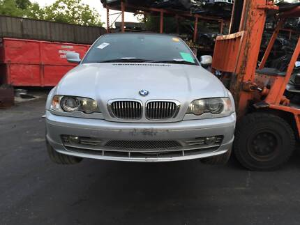 BMW 3-Series Convertible BMW 330CI SILVER WRECKING 4 PARTS ONLY B Northmead Parramatta Area Preview