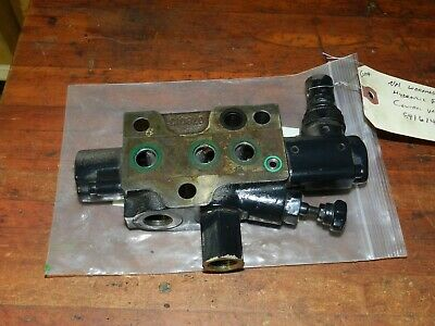 New Holland Workmaster 55 Tractor Hydraulic Remote Control Valve 84161439