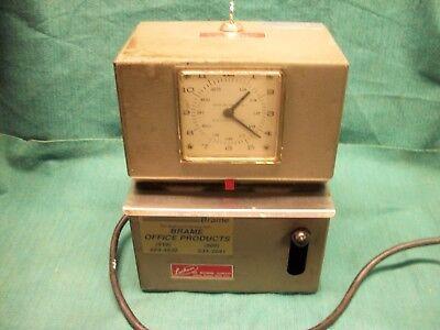 Lathem Time Clock 2166