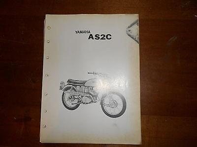 Yamaha Parts Dealer - OEM Yamaha Dealer Original Parts List 1970 AS2C