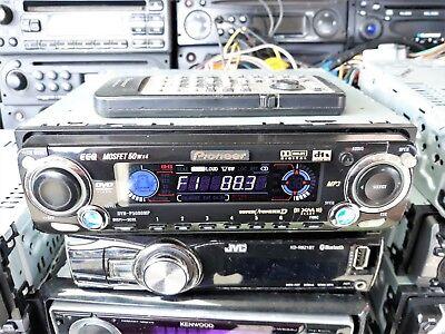 Pioneer DVH-P5000MP Radio CD MP3 DVD Player FM AM Receiver Satellite Radio cont., usado segunda mano  Embacar hacia Argentina
