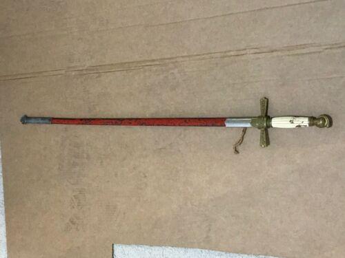 Odd Fellows ???  Sword