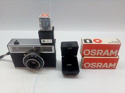 Appareil photo vintage AGFA isomat-rapid 35mm