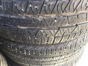 255/50/19 x 2 Continental Contact Sport tires for sale