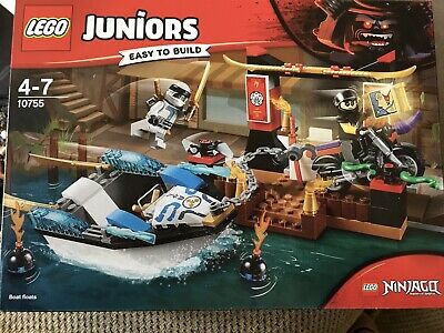 lego ninjago Juniors 10755