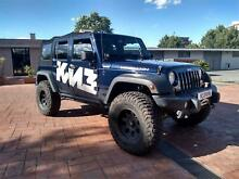 JEEP Wrangler Unlimited 2.8 CRD Rubicon A.