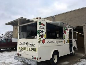 Food Truck - everything  included, road ready! Cambridge Kitchener Area image 2