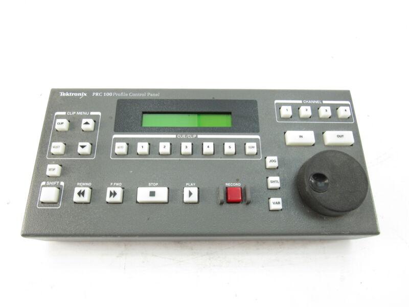 Tektronix PRC-100 Profile Control Panel