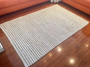 Home Republic cotton/jute rug for sale West Hoxton Liverpool Area Preview