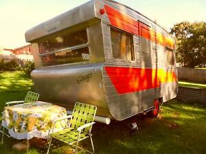 1965 Viscount Ambassador 13ft Caravan - Vintage Retro Classic Korumburra South Gippsland Preview