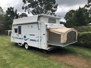 Jayco Freedom Expanda 2004 Belgrave South Yarra Ranges Preview