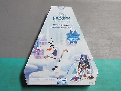 NEW Sealed Disney Olaf's Frozen Adventure Advent Calendar 25 Days of Fun