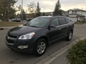 2012 Chevy Traverse AWD LT Super Clean and Excellent Condition