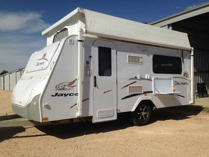 JAYCO  POP TOP    Model 14-45-1 Moonta Copper Coast Preview
