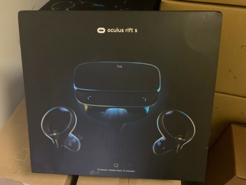 OB Oculus Rift S PC-Powered VR Gaming Headset