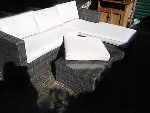 Outdoor cane lounge Goolwa Alexandrina Area Preview