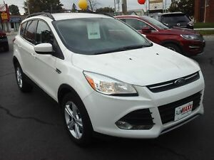 2014 FORD ESCAPE SE ECO BOOST- NAVIGATION SYSTEM, REAR VIEW CAME