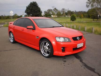 2008 Holden Commodore Sedan Redbank Plains Ipswich City Preview