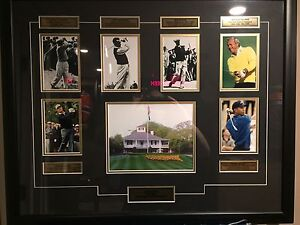 Legends is the Masters Championship framed photos
