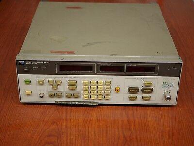 Hp 8970a Noise Figure Meter Us Seller