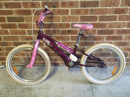 Malvern Star kids bike - age 4 to 8 approx Hurstville Grove Kogarah Area Preview