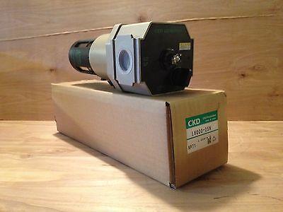 Ckd Lubricator L8000-25n