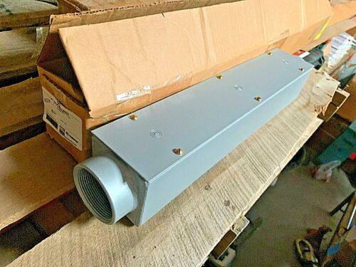 "Appleton 2"" Steel Pull Box 1213"