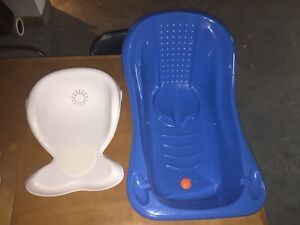 Two piece infant bath for sale