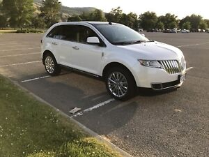 2011 Lincoln MKX With Warranty
